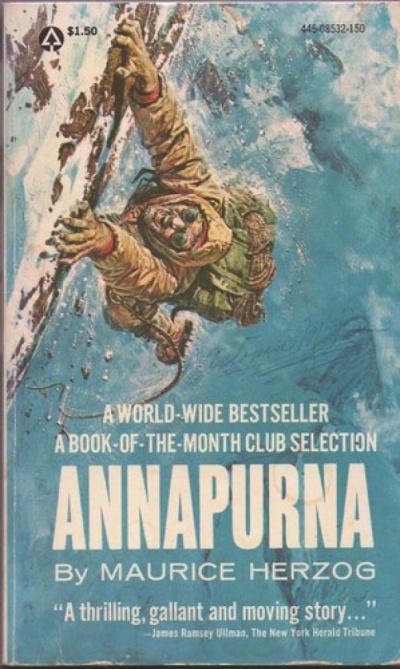 Аннапурна - первый восьмитысячник