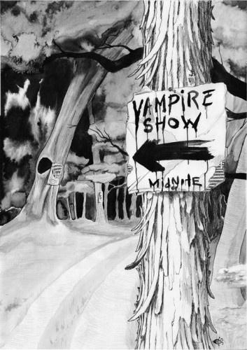 Странствуюший цирк вампиров