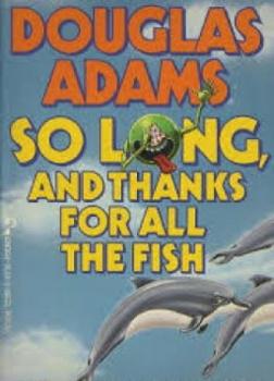 Всего хорошего, и спасибо за рыбу!