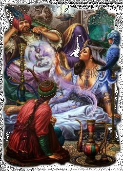 Купец и Рабыня