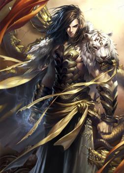 Бог Войны, отмеченный Драконом. Часть 4