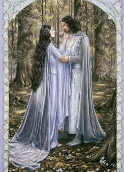 Сказание об Арагорне и Арвен