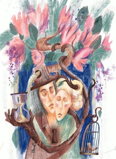 Цветы, демоны и немного любви