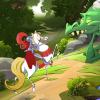 Дракон и рыцарь 3