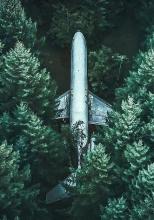 Пропавший самолет