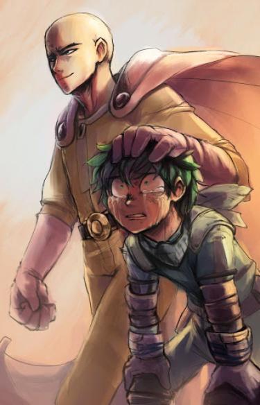 Реинкарнация с силой Сайтамы в MГA