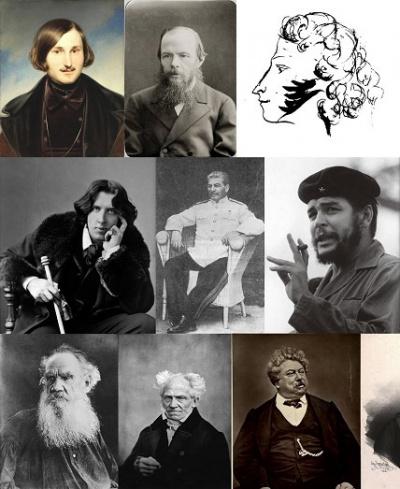 Портреты, или Пушкин, Толстой, Че Гевара и… Дудь.